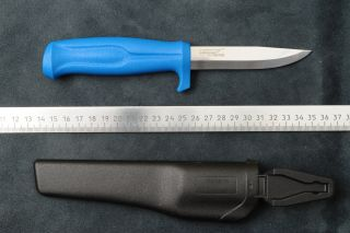 Нож 546 craftline q allround mora knife lime нож boker ak-74 обзор