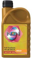 NGN GOLD 5W-40 SM/CF